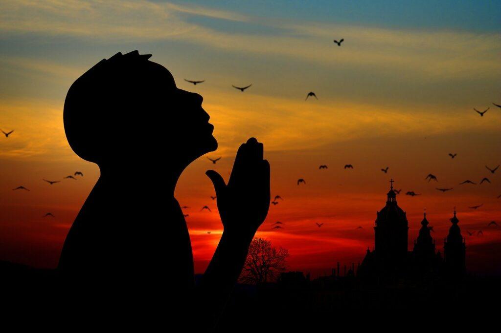 religion, faith, pray